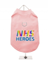 ''NHS: NHS Heroes'' Harness-Lined Dog T-Shirt